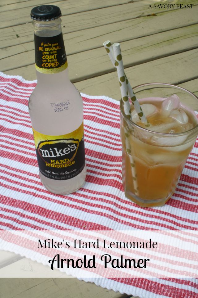 Mike's Hard Lemonade Arnold Palmer