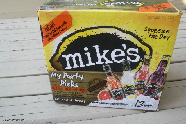 Mike's Hard Lemonade My Party Picks