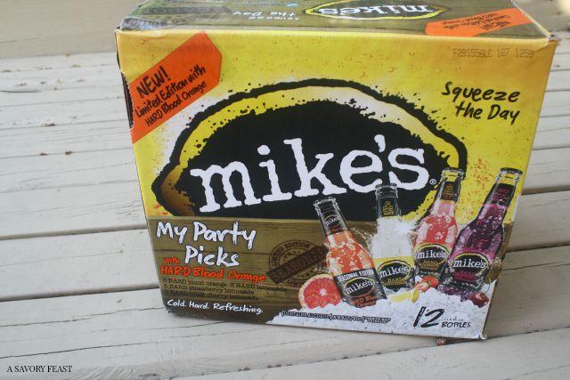 Mike's Hard Lemonade My Party Picks