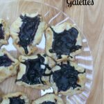 Mini Blueberry Lavender Galettes