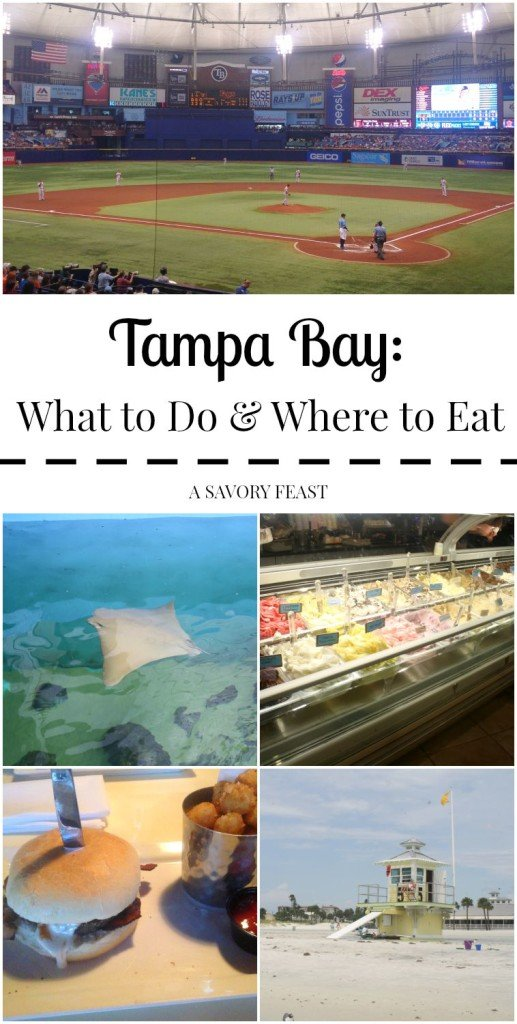 Tampa Bay What to Do and Where to Eat