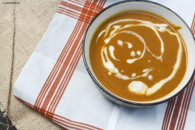 Creamy Pumpkin Soups