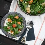 Sweet Potato & Apple Quinoa Salad with Maple Dressing
