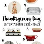 Thanksgiving Day Entertaining Essentials