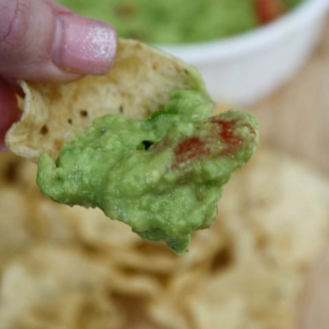 How to Make Guacamole with an Immersion Blender