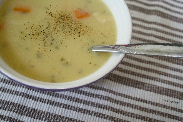 Easy, Healthy Lunch Idea with Progresso Soups