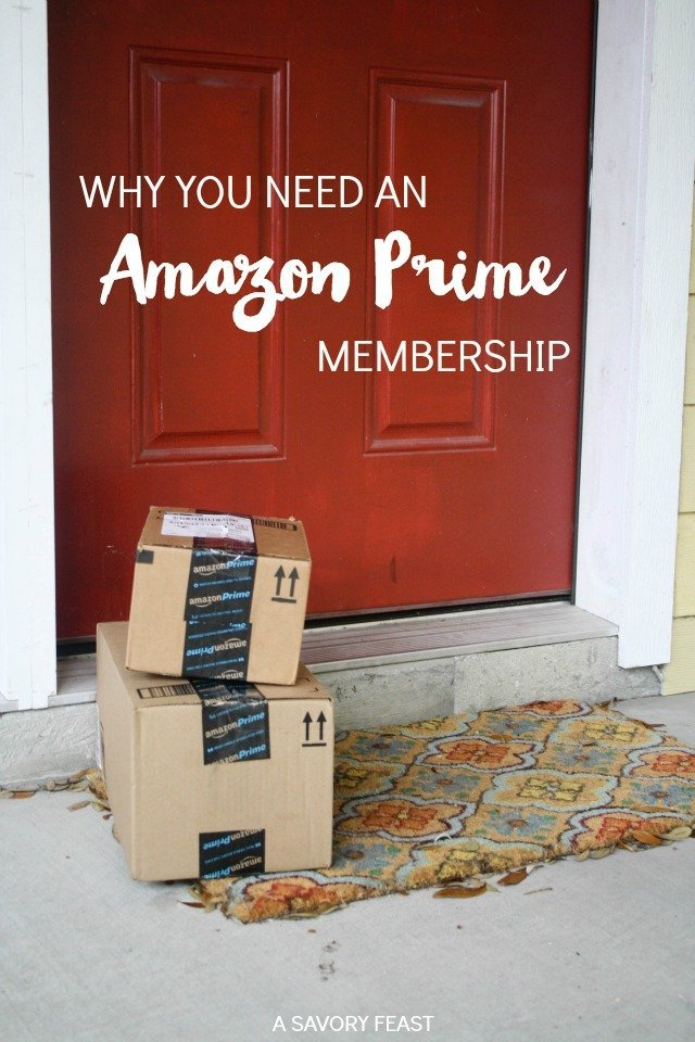 On the fence about joining Amazon Prime? Here is why you NEED a membership!