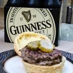 Guinness Burger 3