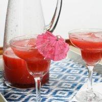 Strawberry Watermelon Agua Fresca