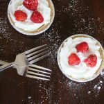 Easy Raspberry Lime Mini Pies