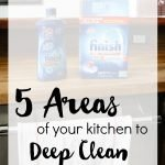 5 Areas of Your Kitchen To Deep Clean This Spring