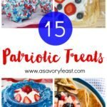 15 Patriotic Treats