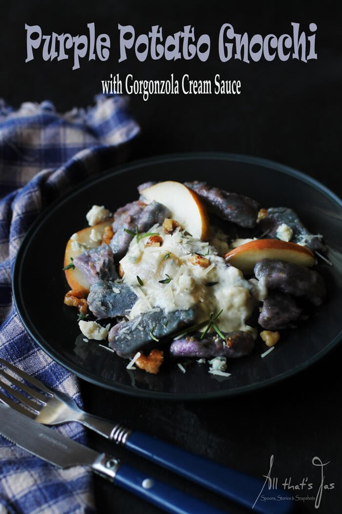 purple-potato-gnocchi-with-gorgonzola-sauce