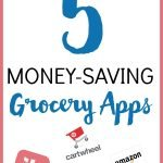 5 Money-Saving Grocery Apps