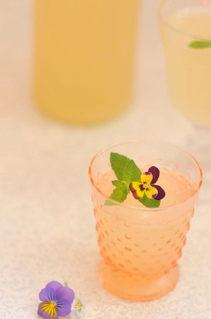 Lavender-Lemonade