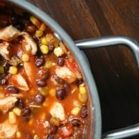 Mexican Fiesta Soup