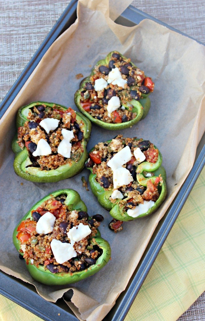 Vegetarian-Stuffed-peppers-Simple-and-Savory.com-