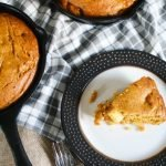 Pumpkin Apple Skillet Cake