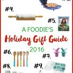 A Foodie's Holiday Gift Guide 2016