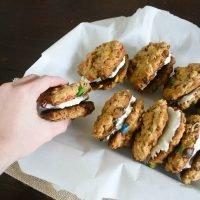 Monster Sandwich Cookies
