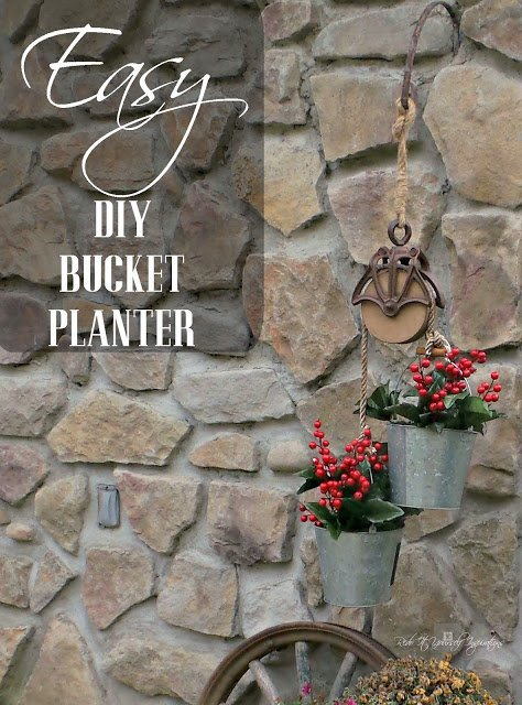 easy-diy-bucket-planter