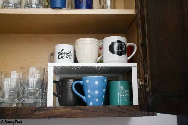 Easy Organization Solutions For A Small Kitchen
