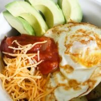 Southwestern Breakfast Bowl