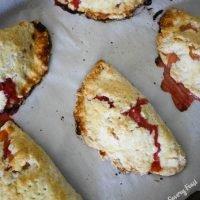 Strawberry Peach Hand Pies