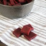 Homemade Mixed Berry & Spinach Gummies