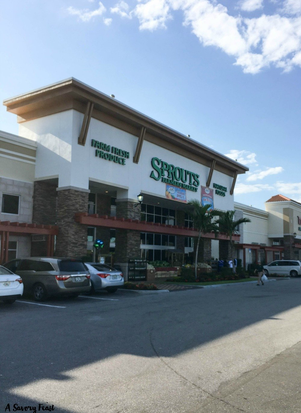Sprouts Farmers Market has come to South Sarasota!