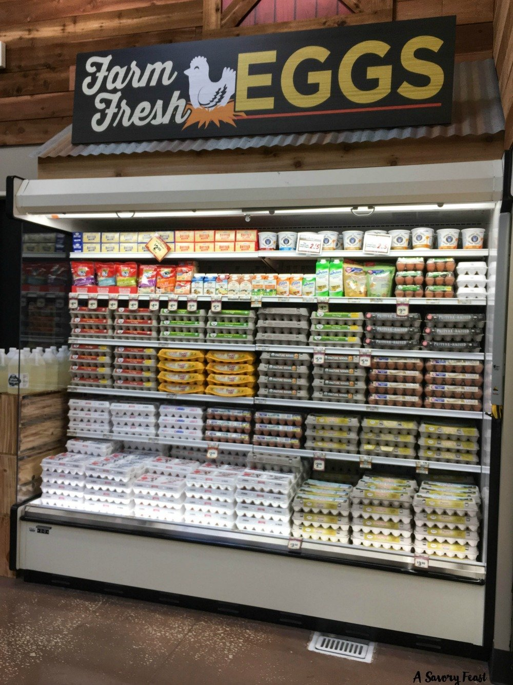 Farm Fresh Eggs at Sprouts