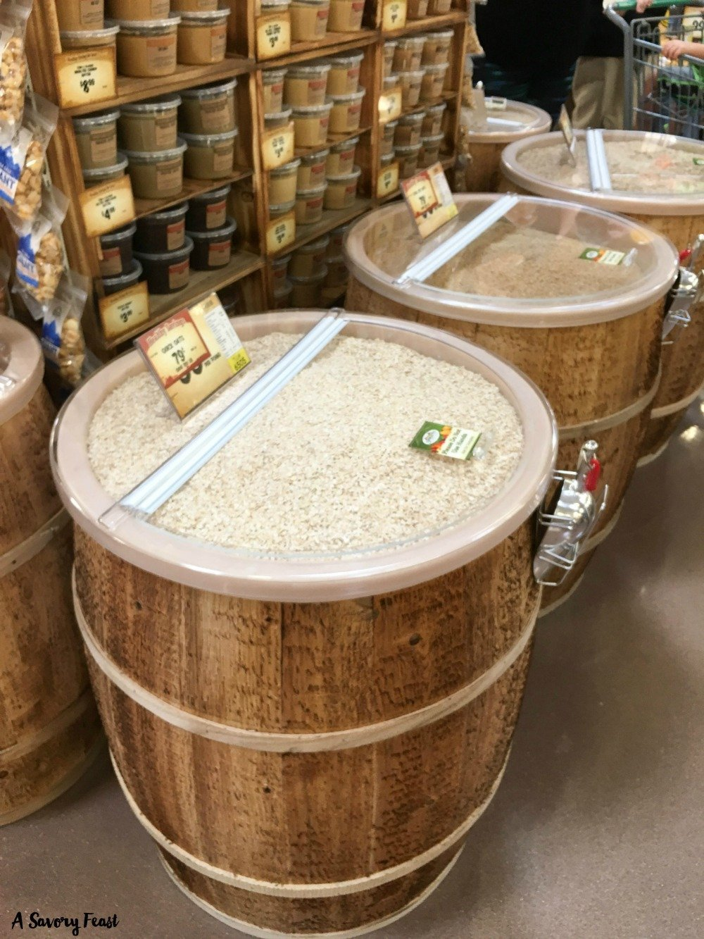 Buy in bulk at Sprouts