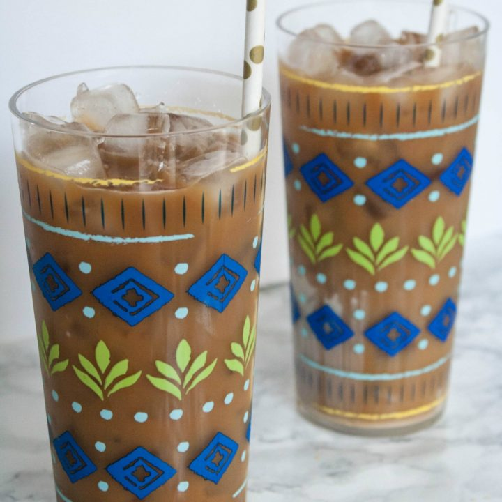 The Best Homemade Iced Coffee