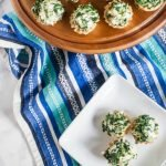 Spinach and Artichoke Phyllo Bites