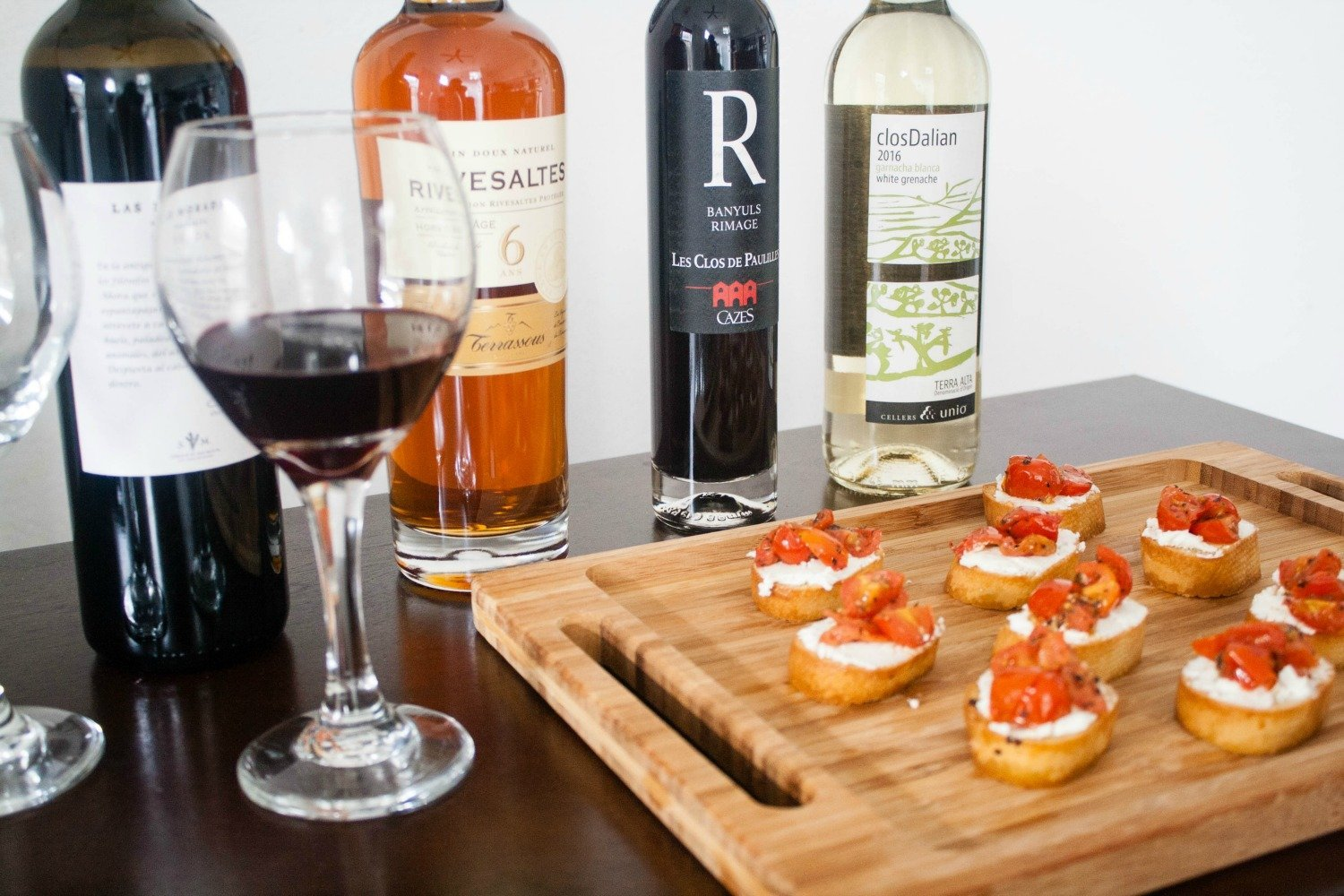 Wine and tapas night recipes and ideas