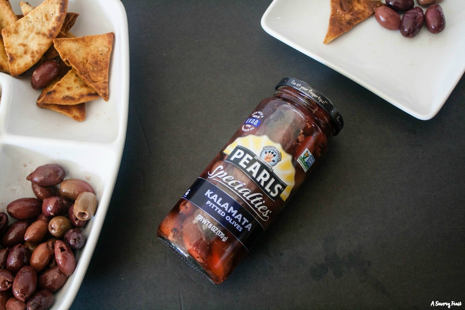 Learn how to make pita chips and hummus for an easy appetizer!