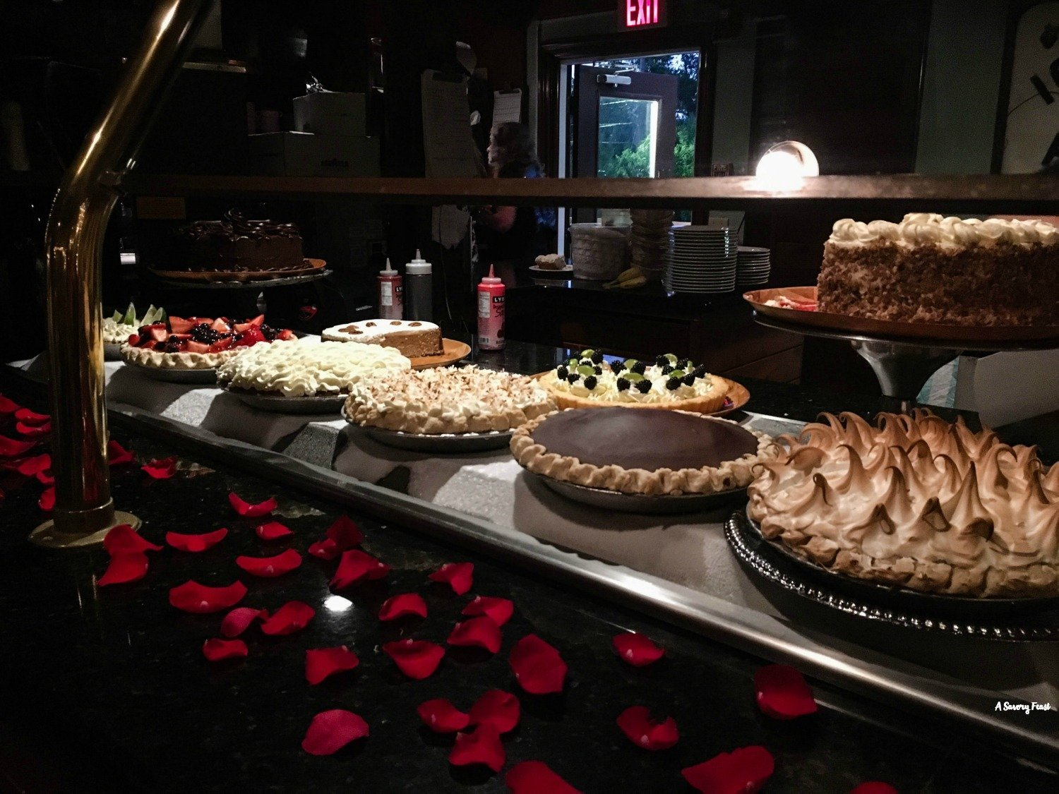 Euphemia Haye Dessert Bar on Longboat Key