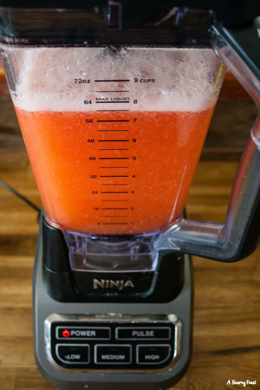 Make Honey-Sweetened Strawberry Lemonade in a blender!