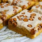 Cinnamon-Swirl Pumpkin Bars