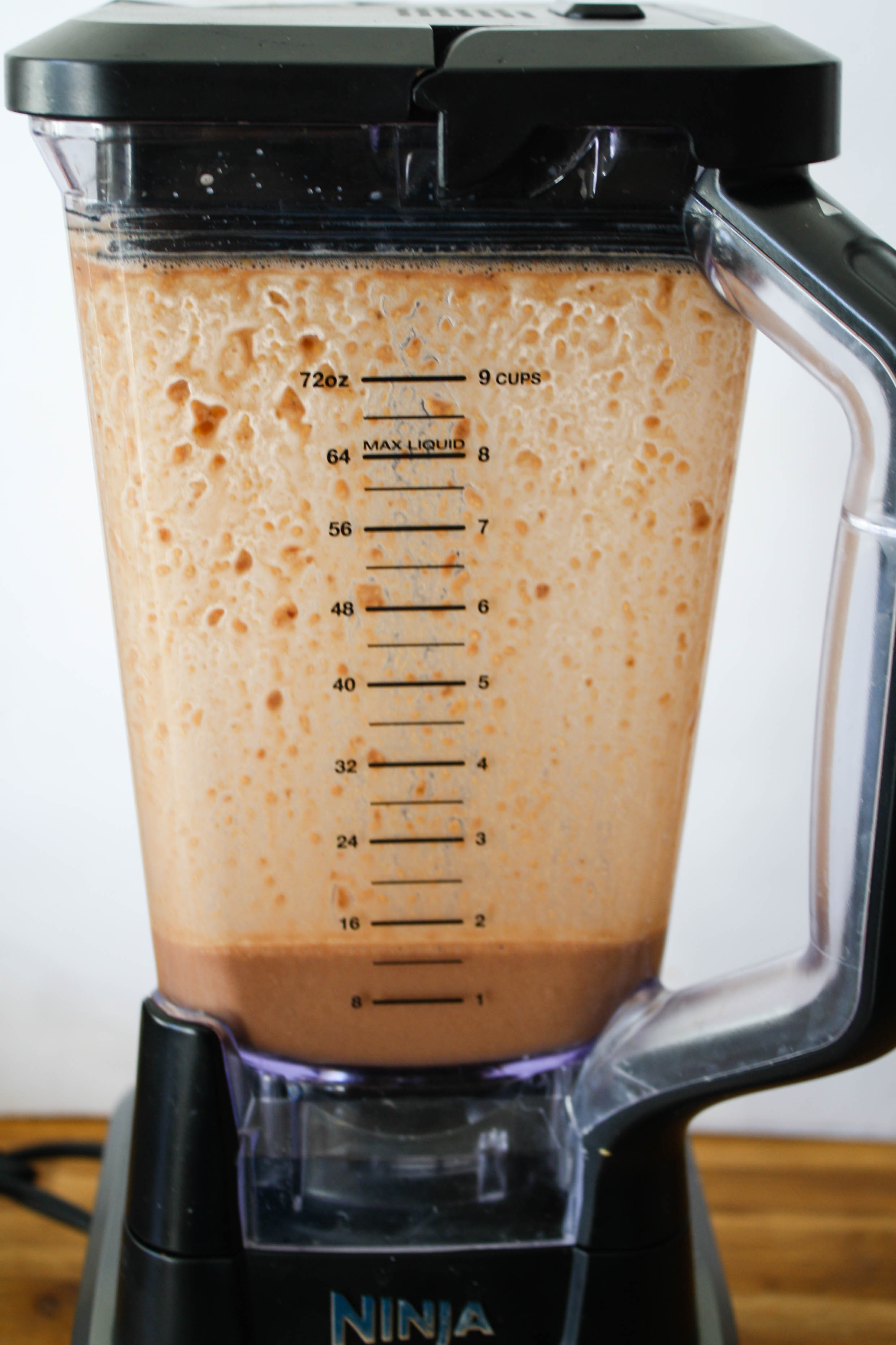 Date-Sweetened Chocolate Shake