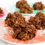 Chocolate Oat No-Bake Cookies