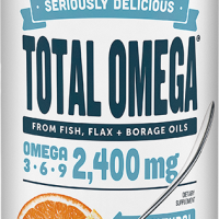 Seriously Delicious™ Total Omega® Orange Crème