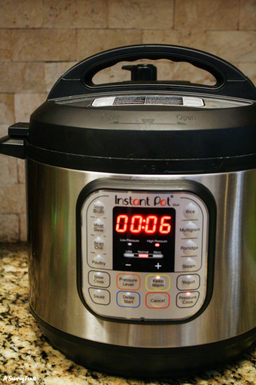 How to meal prep using an Instant Pot