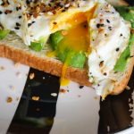 Everything (but the bagel) Egg and Avocado Toast
