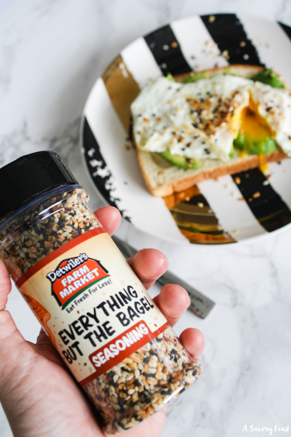 How to use Everything (but the bagel) seasoning