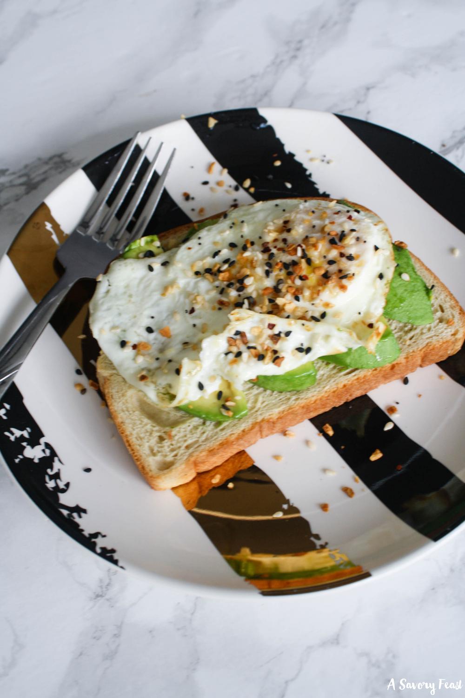 Avocado toast ideas