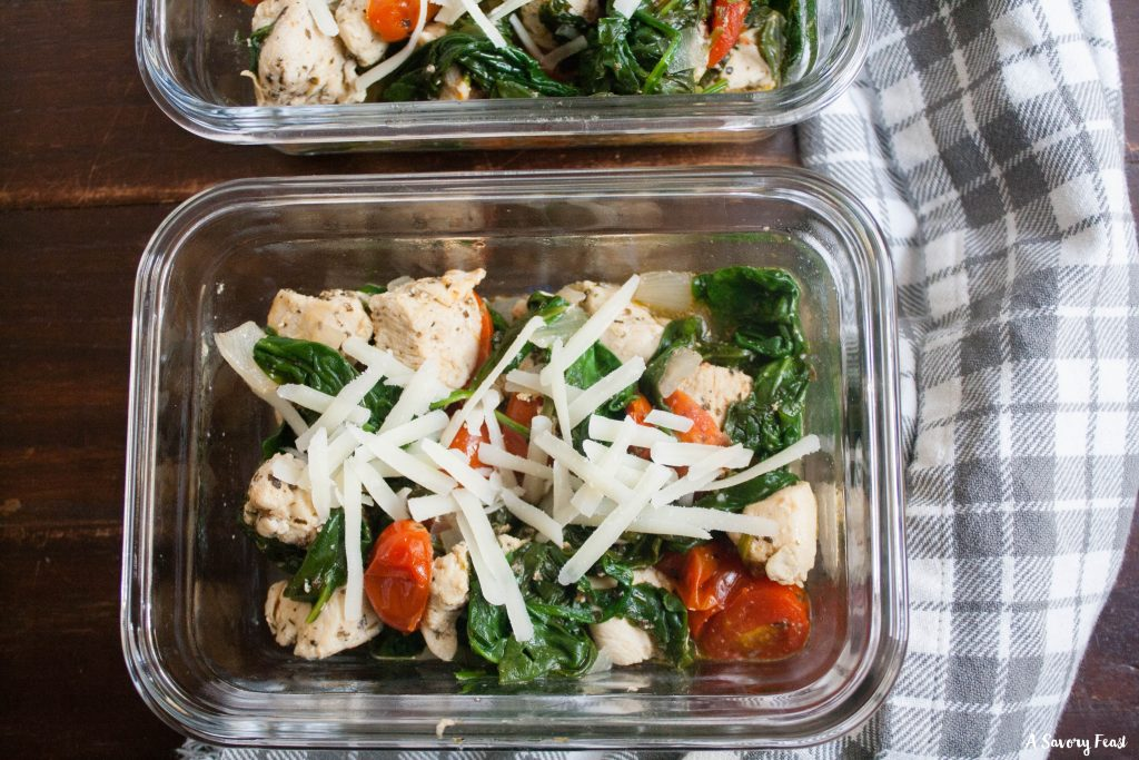 Easy Meal Prep Lunch Recipe