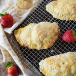 Strawberry Peach Hand Pies